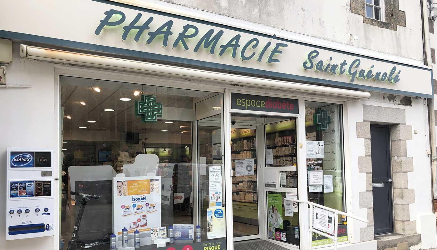 Pharmacie Saint Guenole Officine